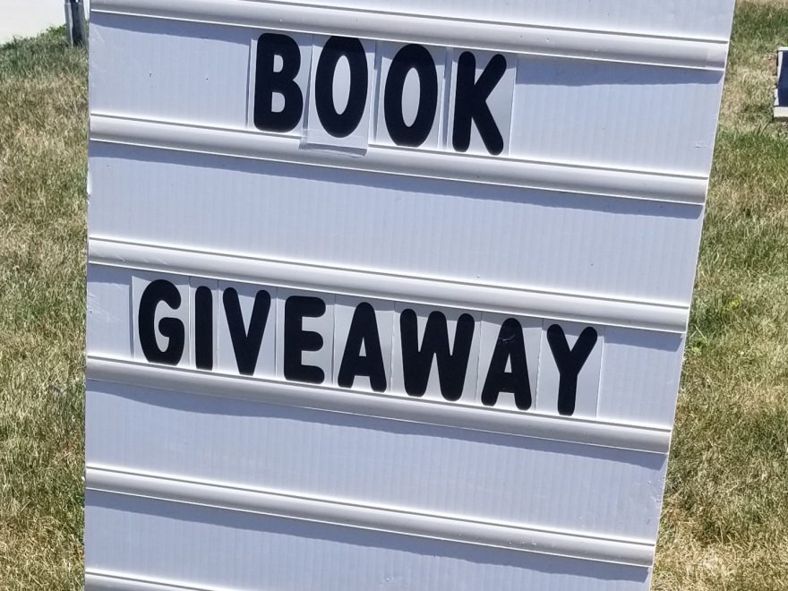 Book Giveaway 2